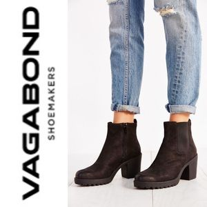 VAGABOND SHOEMAKERS Grace Leather Ankle Boot